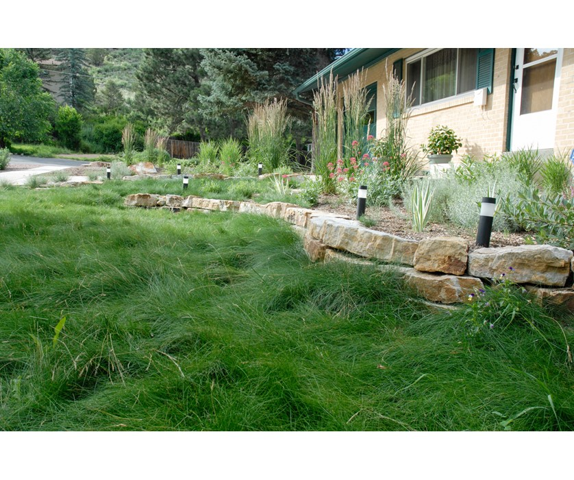 Colorado springs utilities xeriscaping low maintenance reno for Landscaping rock reno nv